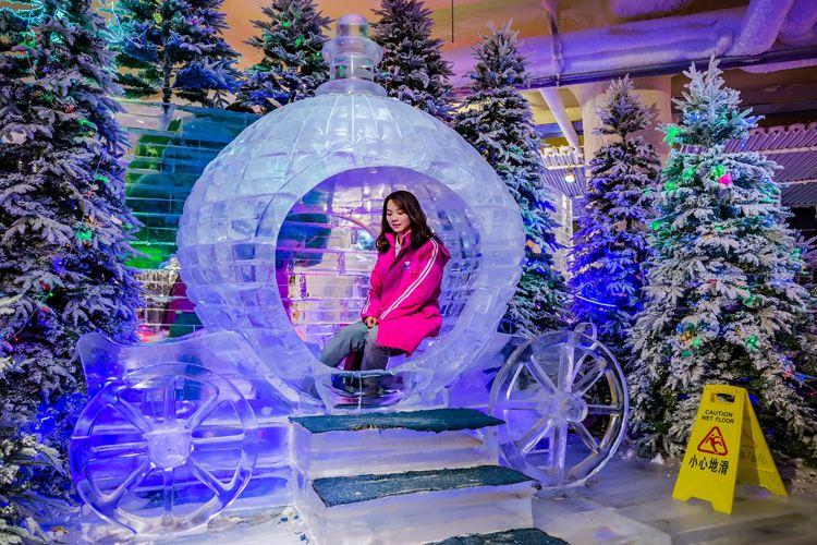 奧體冰雪奇幻樂園4