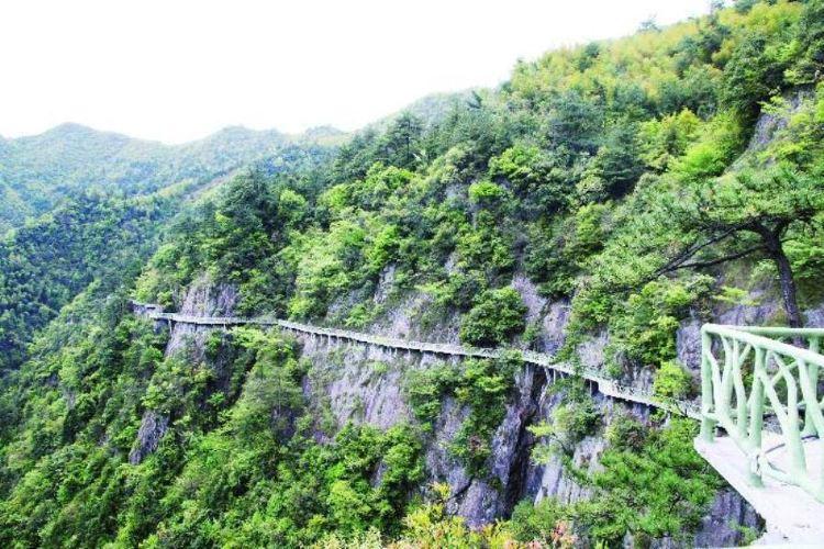 Lingjiangyuan Scenic Area2