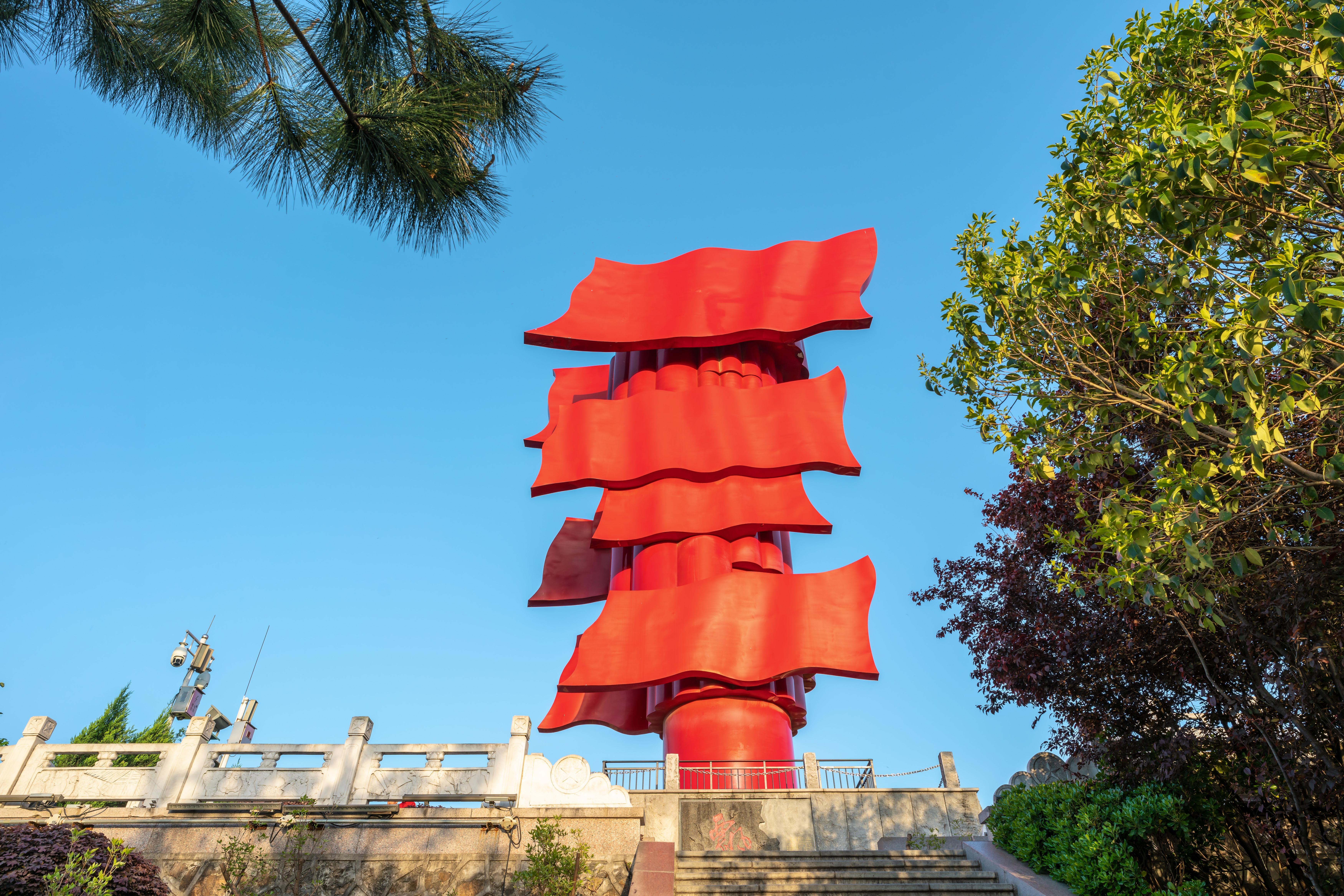 鄂豫皖蘇區首府革命博物館