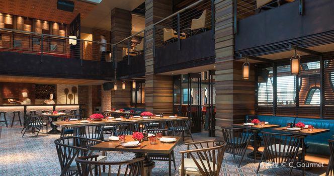長沙君悦酒店·CASA Grande酒漾·西餐及酒吧1