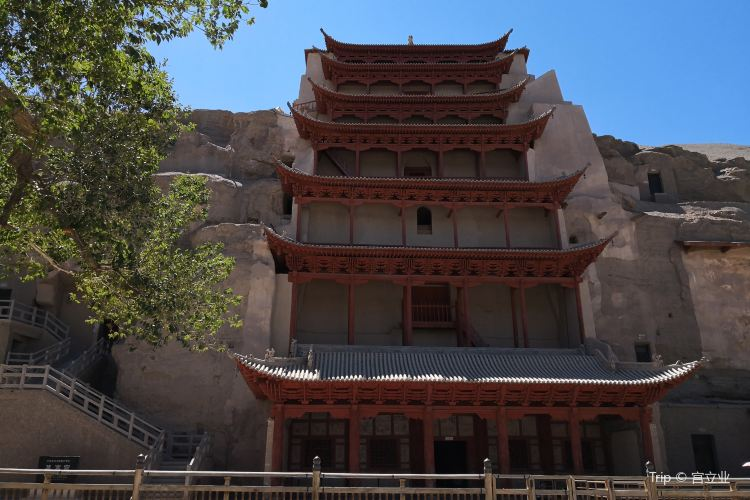 Nine Floors of Dunhuang1