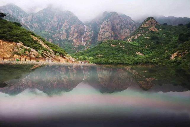 Longyun Valley Scenic Area4