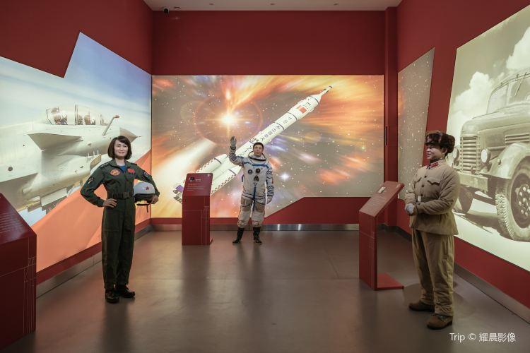 얼바오루이(이보서) 밀랍인형 박물관1