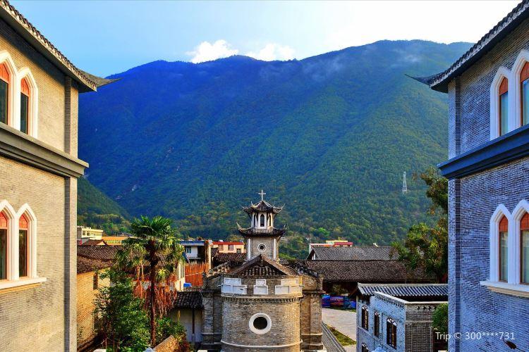 Moxi Ancient Town1
