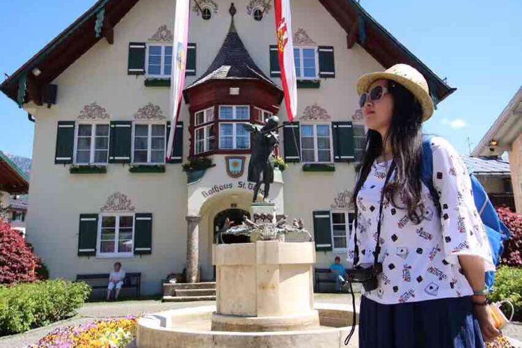 Town Hall St.Gilgen4
