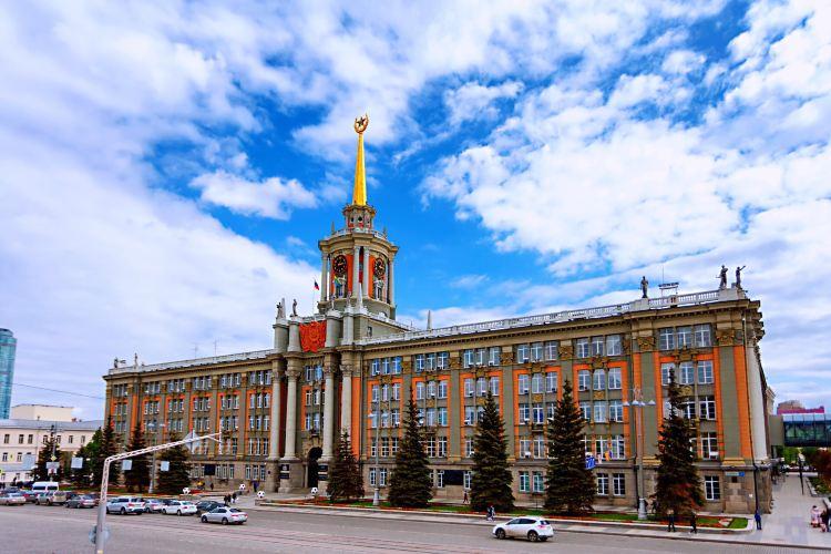 Church of All Saints in Yekaterinburg4