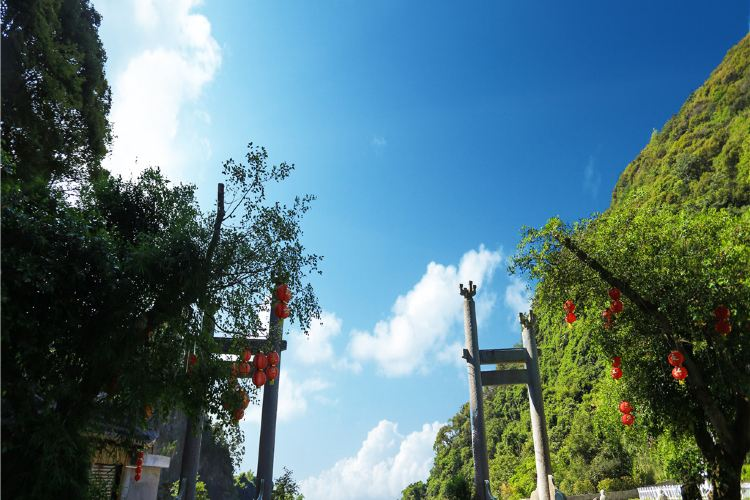 Ruiyun Mountain Forest Park1