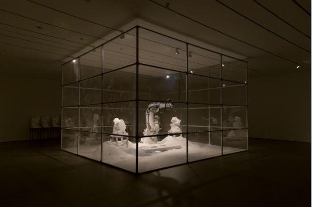 "Coyula Solo Exhibition ""Asymmetric Archeology: Gaze Machine"" (Shanghai Station)2"