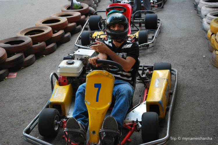 Action 500 Karting & Paintball1
