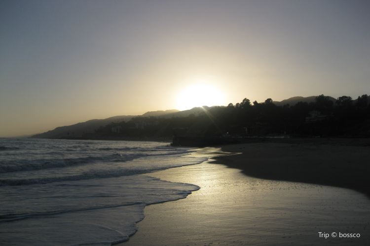 Will Rogers State Beach2