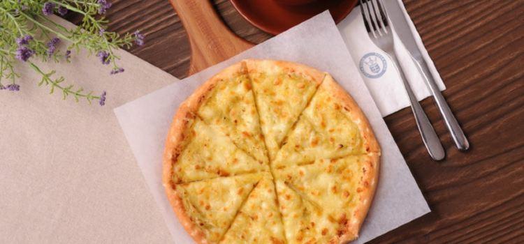 pizza king皇派榴蓮披薩(新東門店)3