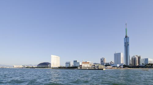 모모치 해변 공원
