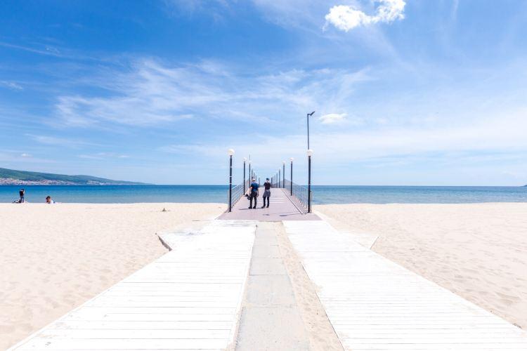 Sunny Beach Luna Park1