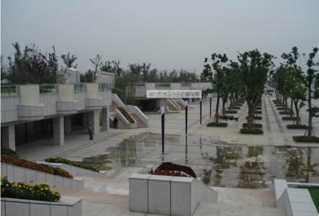 徐州市新城區市民廣場