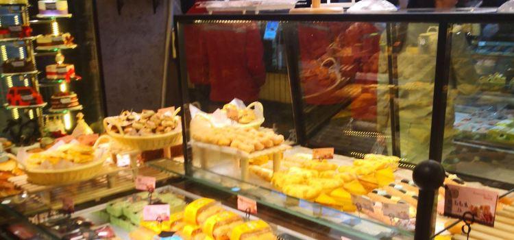意大利風味蛋糕店1