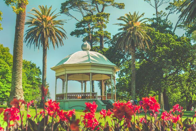奧克蘭植物園