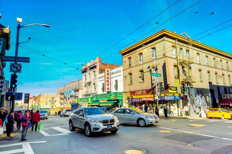舊金山唐人街