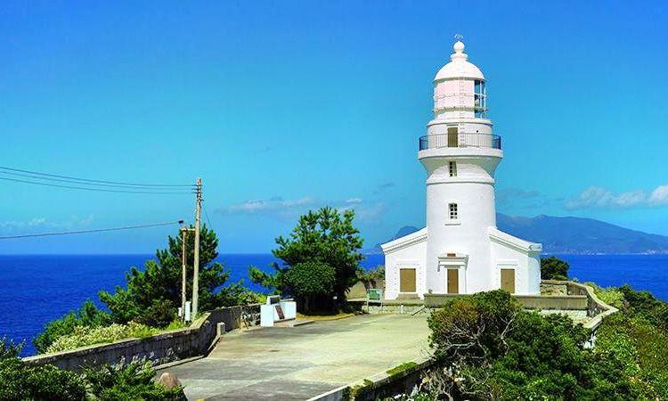 屋久島燈塔