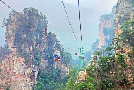 Tianzishan Cableway