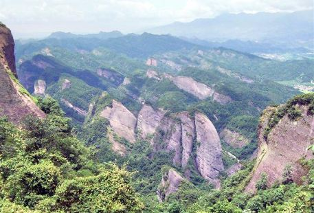 Yunuyan Scenic Area