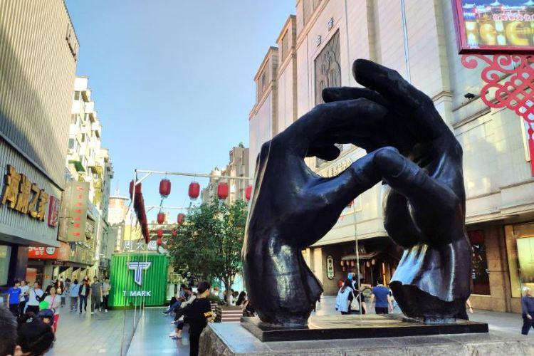 合肥淮河路步行街