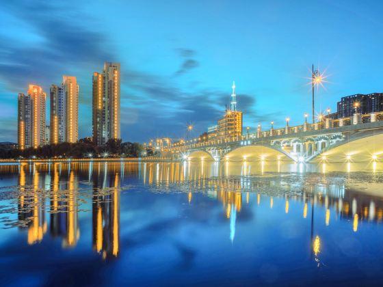 Laodong Lake