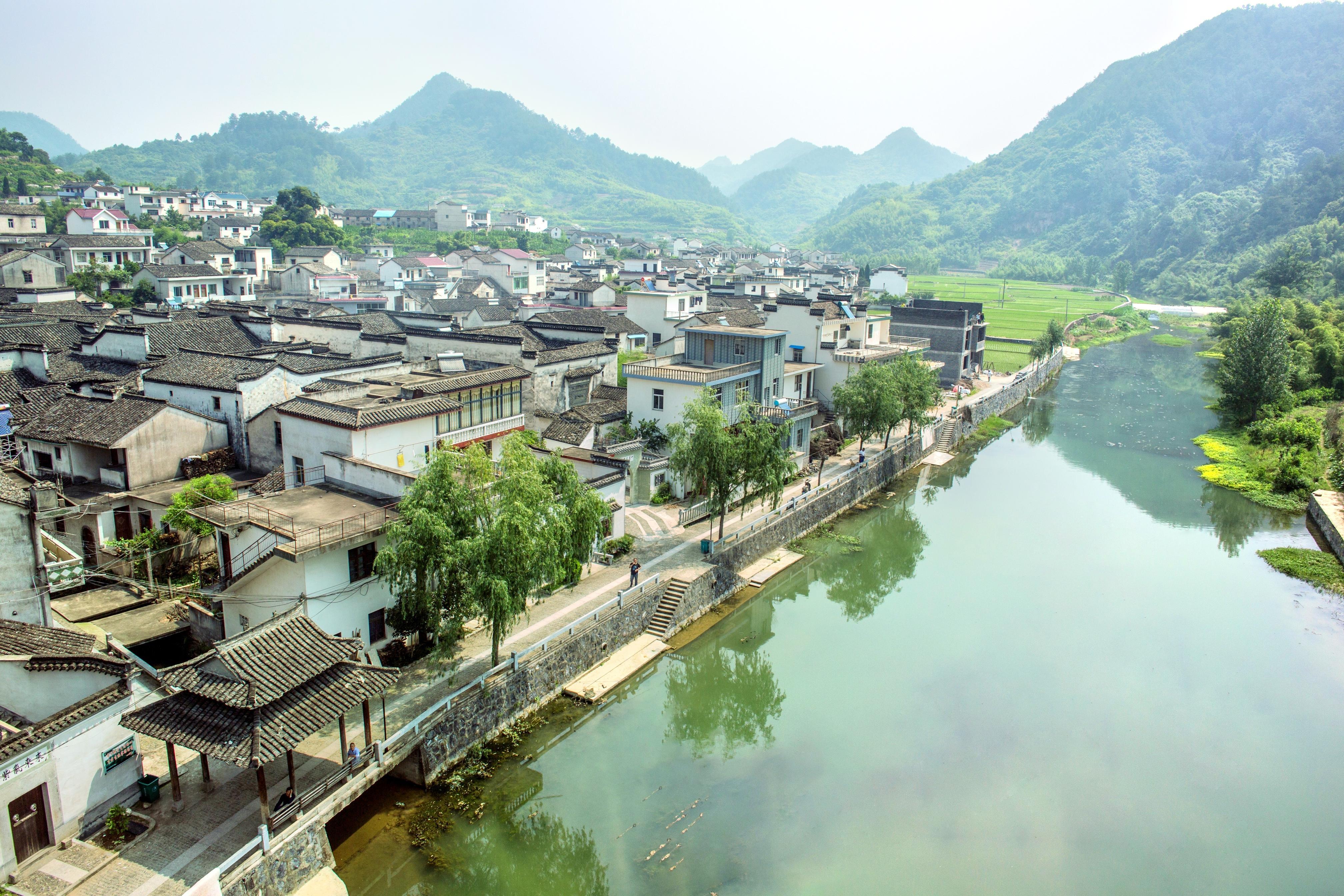 Taiji Lake Village