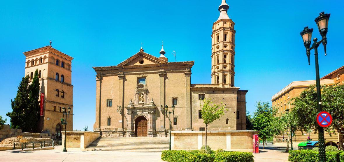 サラゴサ 【スペイン】美食の町・サンセバスチャンから古都・サラゴサへ