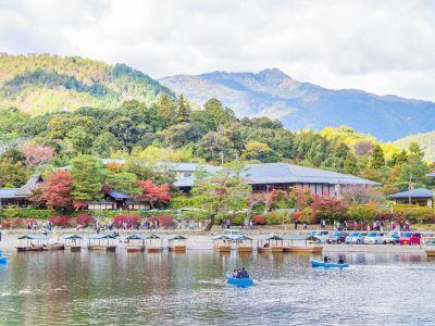 Hozu-gawa River Rafting