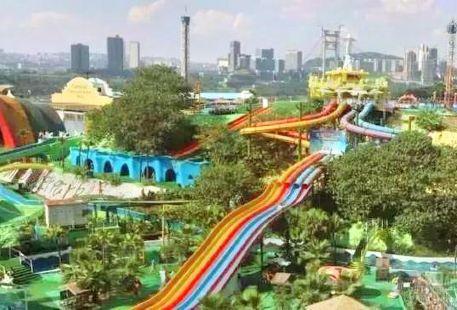 Mei Xinyangren Jie Shui Park