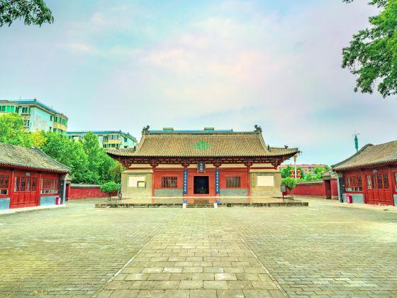 Zhengding Confucian Temple