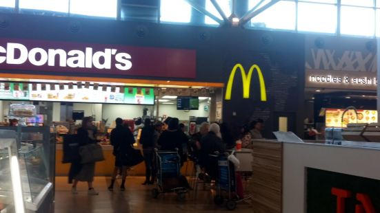 麥當勞(奧克蘭機場店)