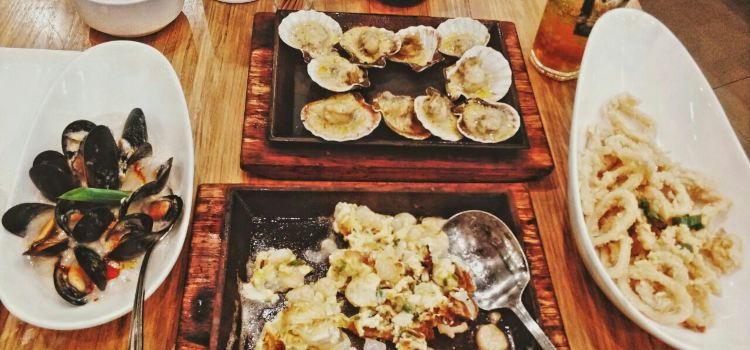 Golden Cowrie Native Restaurant3