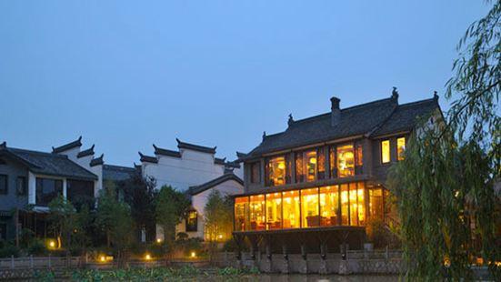 浙江文博鏡湖酒店咖啡廳