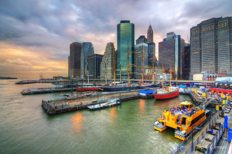 Seaport District NYC2