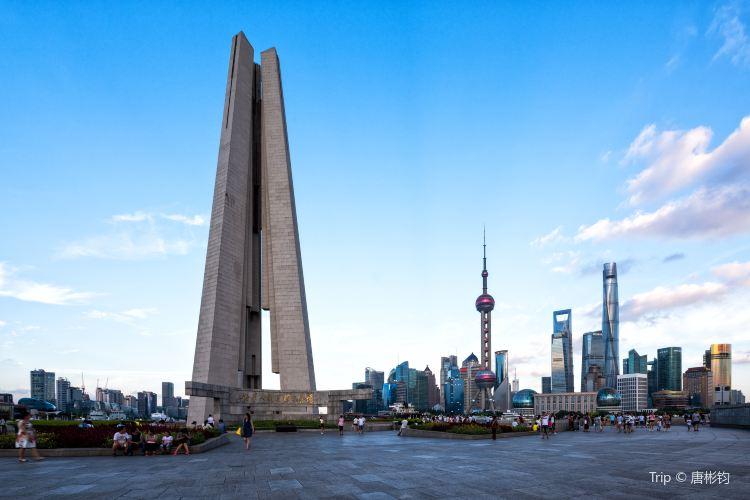 Shanghai People's Heroes Monument