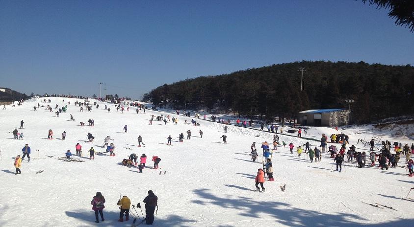 Shanglianggang Ski Resort