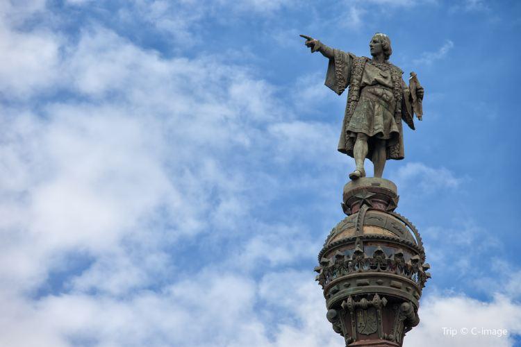 哥倫布紀念碑3