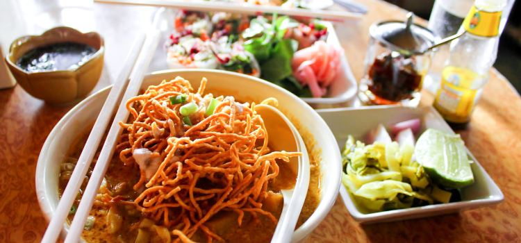 AUM Vegetarian Food3
