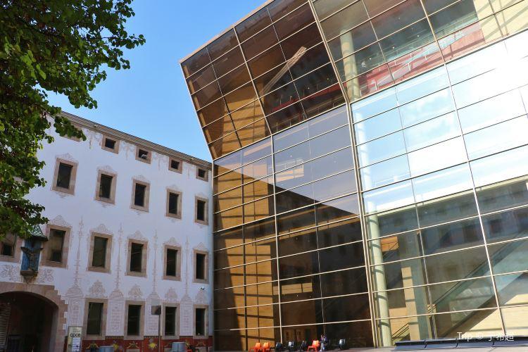 巴塞羅那現代文化中心2
