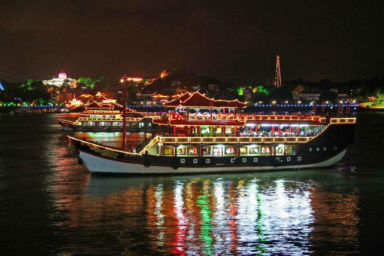 Lujiang Night Tour4