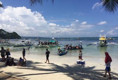 Bolabog Beach KiteBoarding