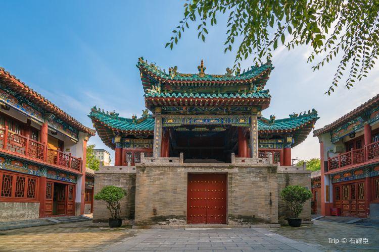Zhengzhou City God Temple1
