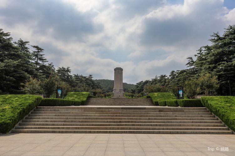 淮海戰役烈士紀念塔園林2