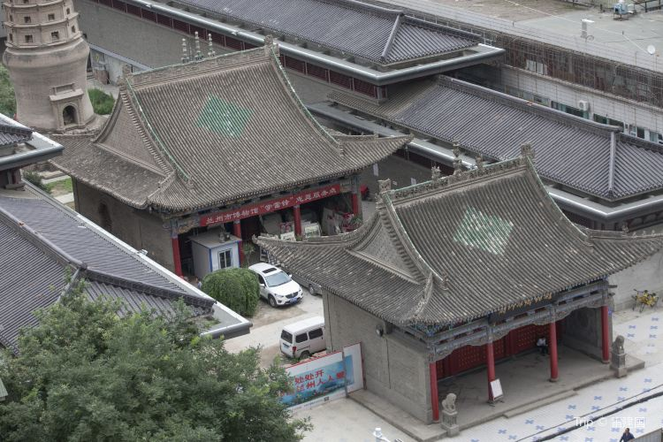 蘭州市博物館(白衣寺塔)2