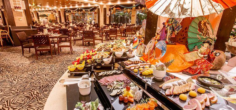 Guangzhou Changlong Hotel Bai Hu Buffet Restaurant2