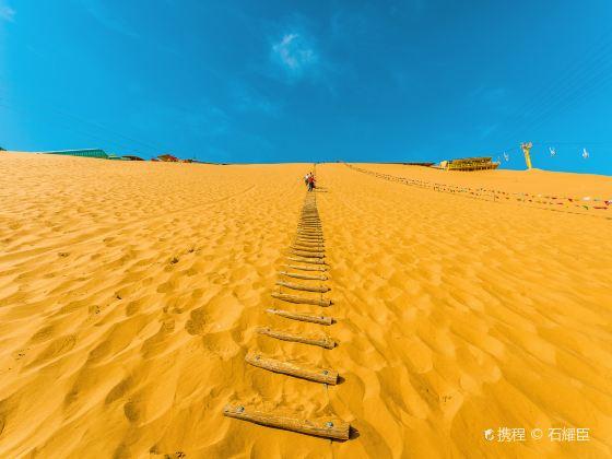 Desert Escalator