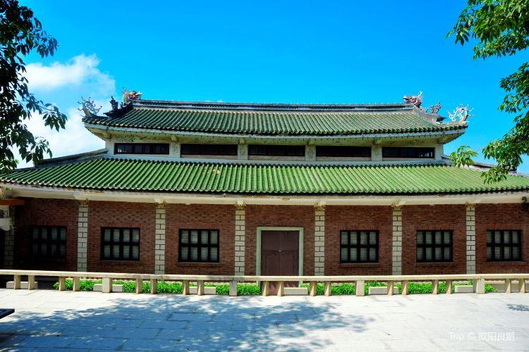 Zhengchenggong Memorial Hall4