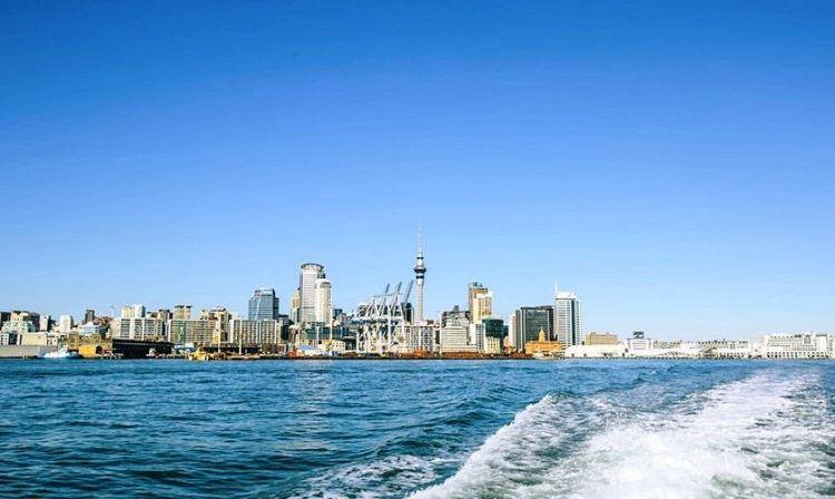 奧克蘭海港觀光巡航2