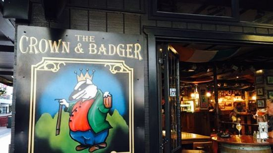 The Crown & Badger